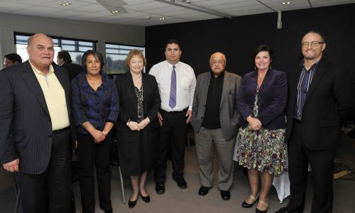 On Monday 22nd July Te Runanganui o Ngati Porou and Child, Youth and Family signed a Memorandum of Understanding that will encourage both organizations to work more closely together to help protect and nurture our tamariki and mokopuna
